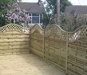 Fencing Newton Mearns